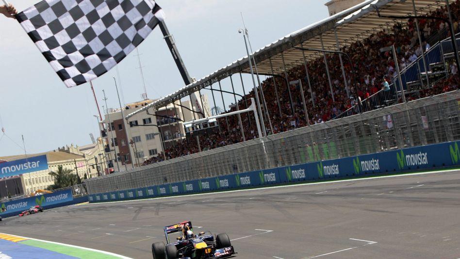 """Formel-1-Fahrer Vettel in Valencia (Archiv): """"Andere Prioritäten"""""""