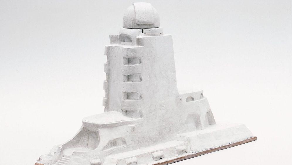 Schau über Architekturmodelle: Utopien für die Puppenstube