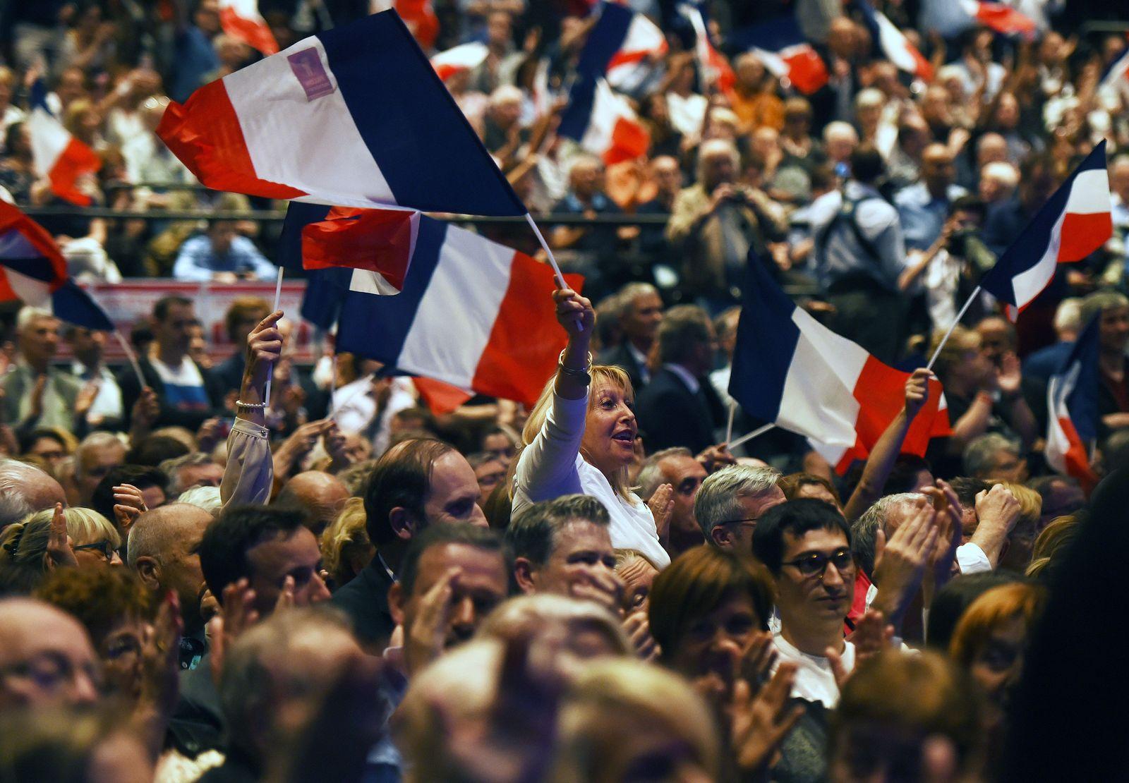 Wahlen / Frankreich