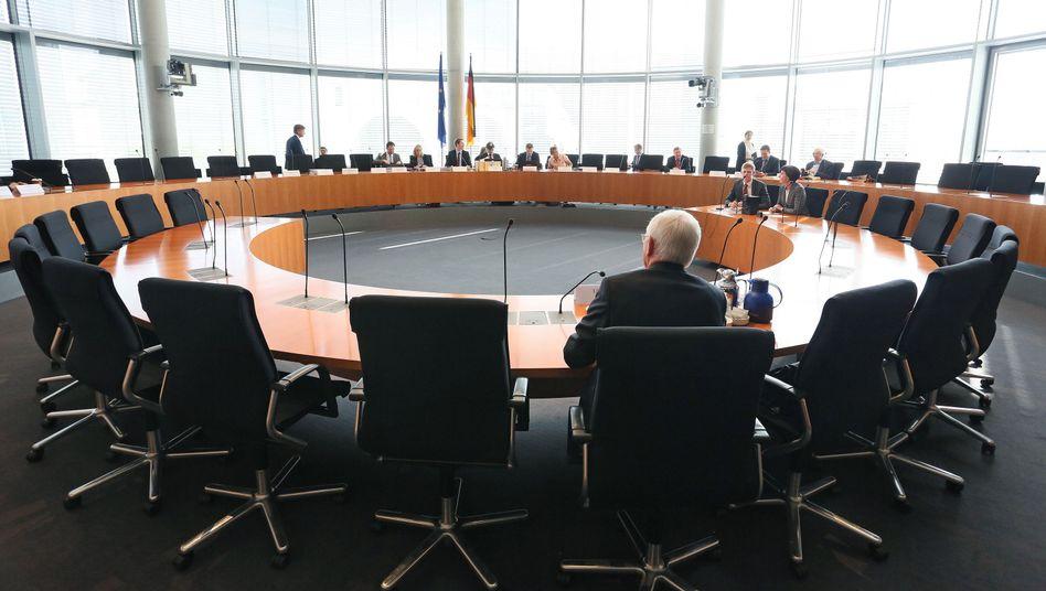 Sitzung des NSA-Untersuchungsausschusses (Archiv): Soll Beauftragten benennen