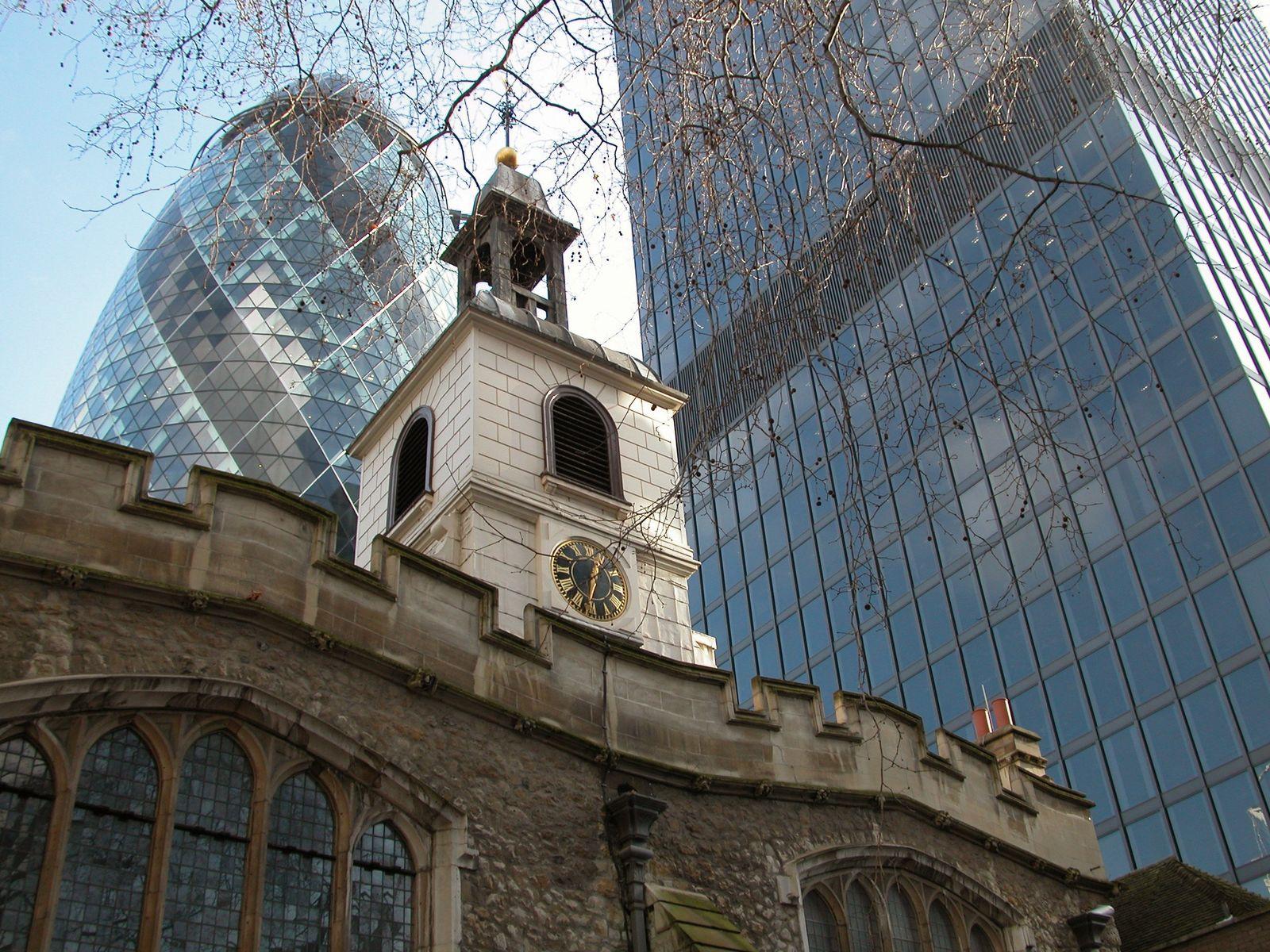 St. Helens-Kirche in London