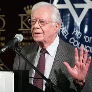 """US-Politiker Carter: Für Israels Uno-Botschafter Gillerman ist er ein """"Fanatiker"""""""