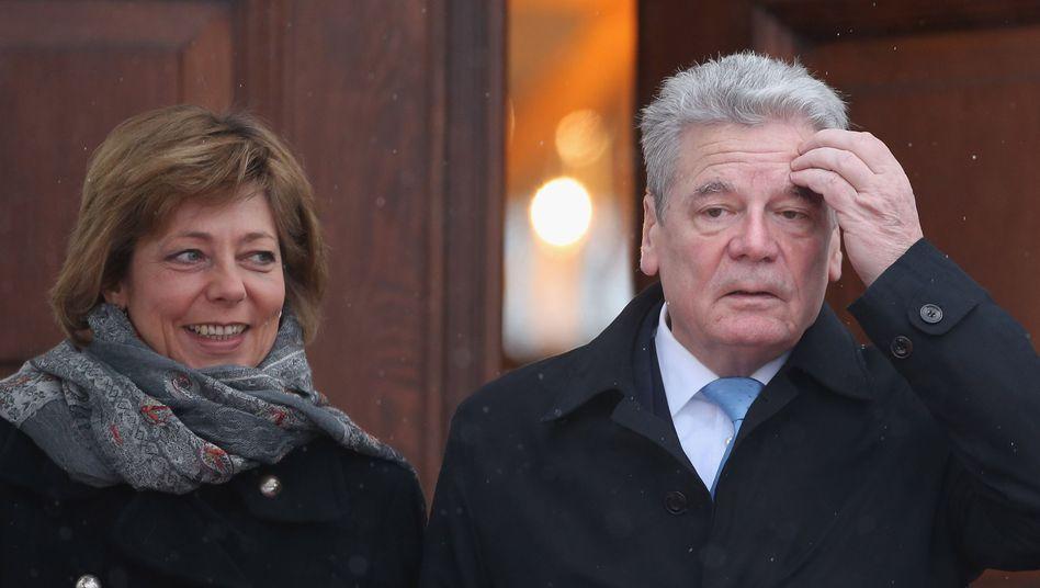"""Präsident Gauck: Wütender Protestbrief wegen Äußerung über """"Tugendfuror"""""""
