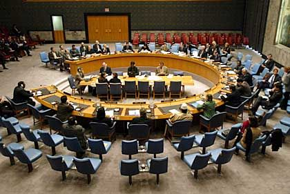 Weltsicherheitsrat: Große Mehrheit gegen Irak-Politik der USA