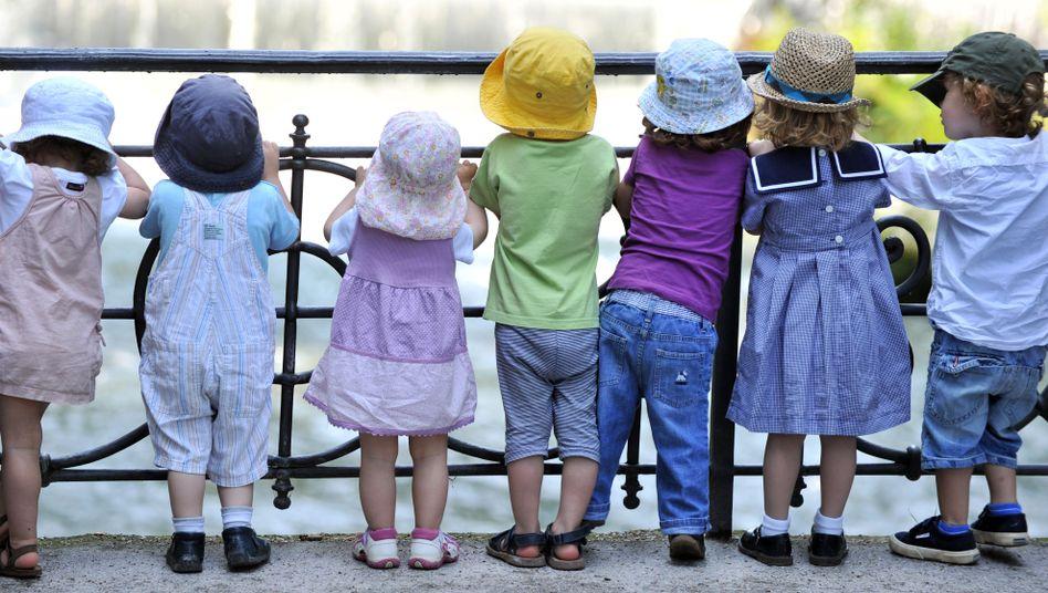 Kinder in München (Archivbild)