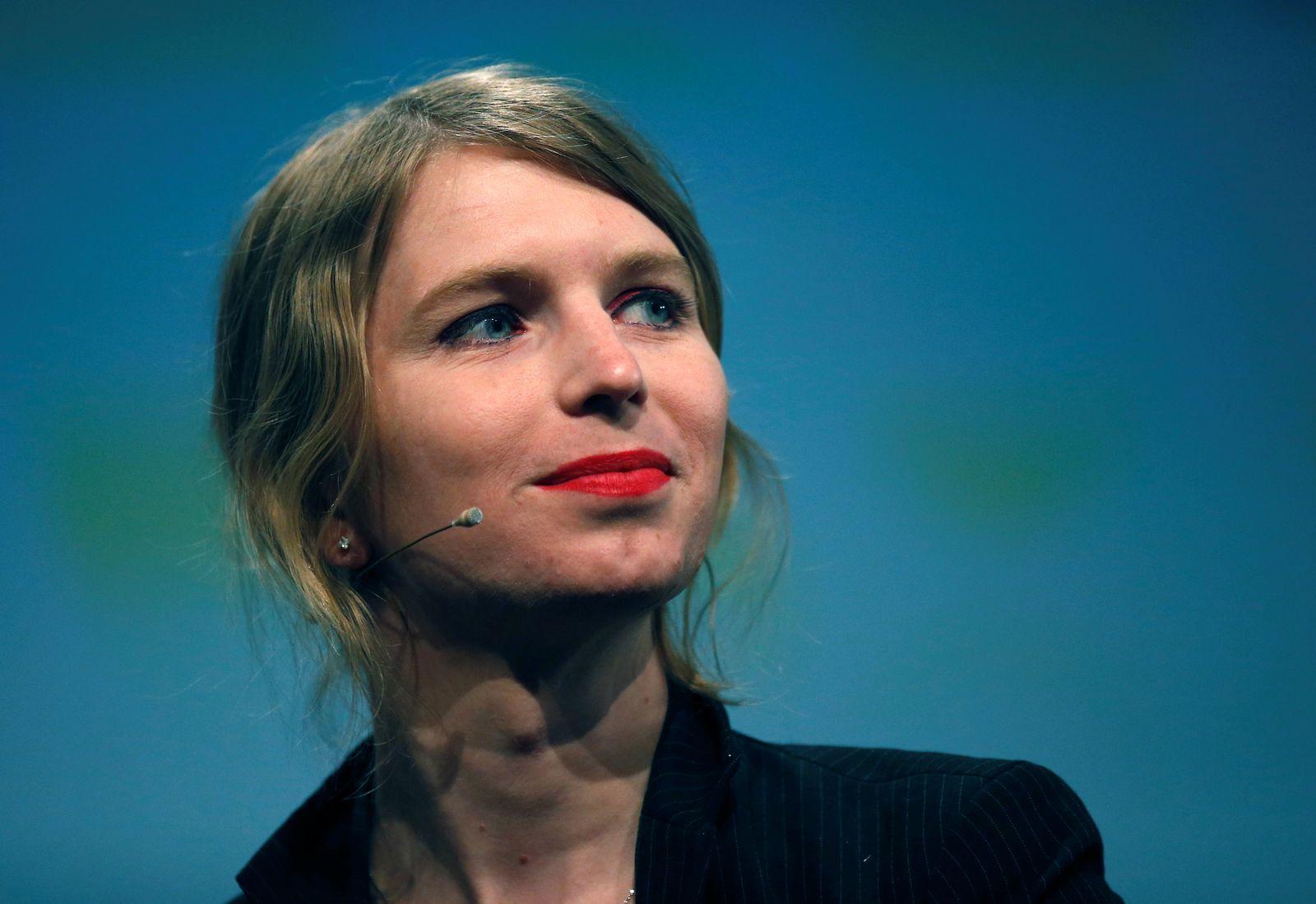 Chelsea Manning/ Re:publica 2018