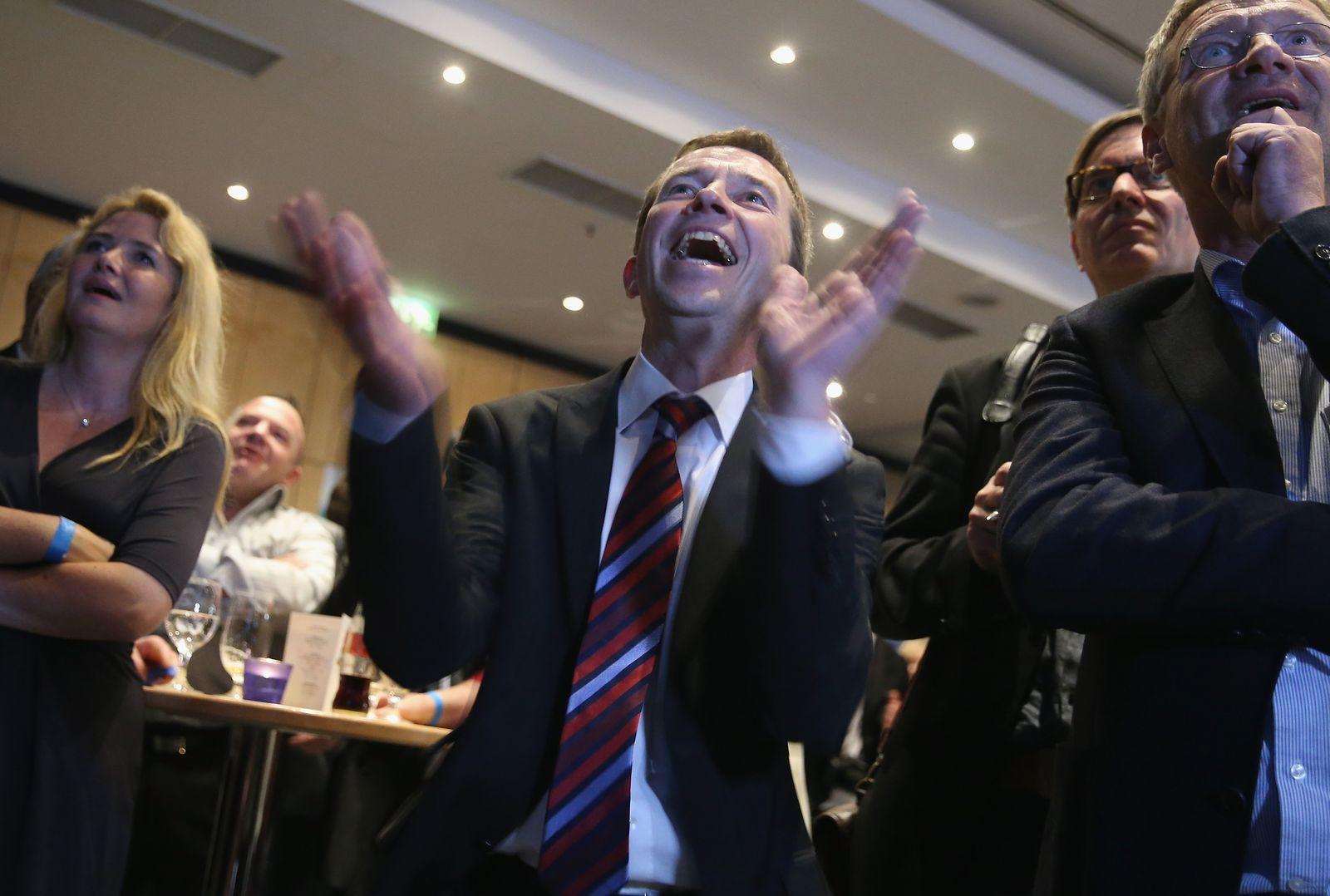 Bernd Lucke / Europawahl