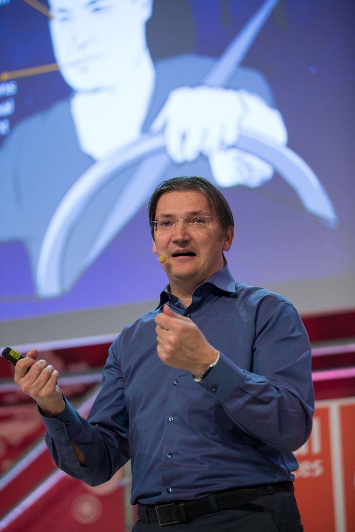 VW-Digitalchef Jungwirth