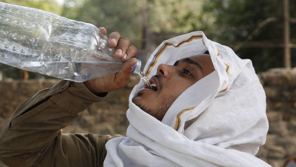 Hitzewelle in Indien: Das große Ächzen