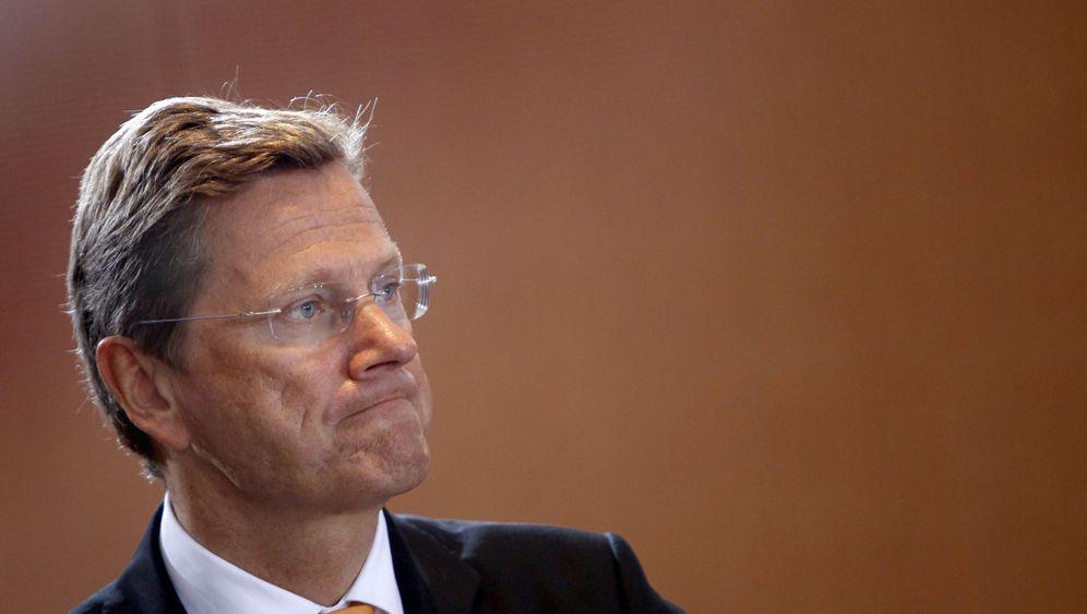 Guido Westerwelle: Stationen seiner Karriere