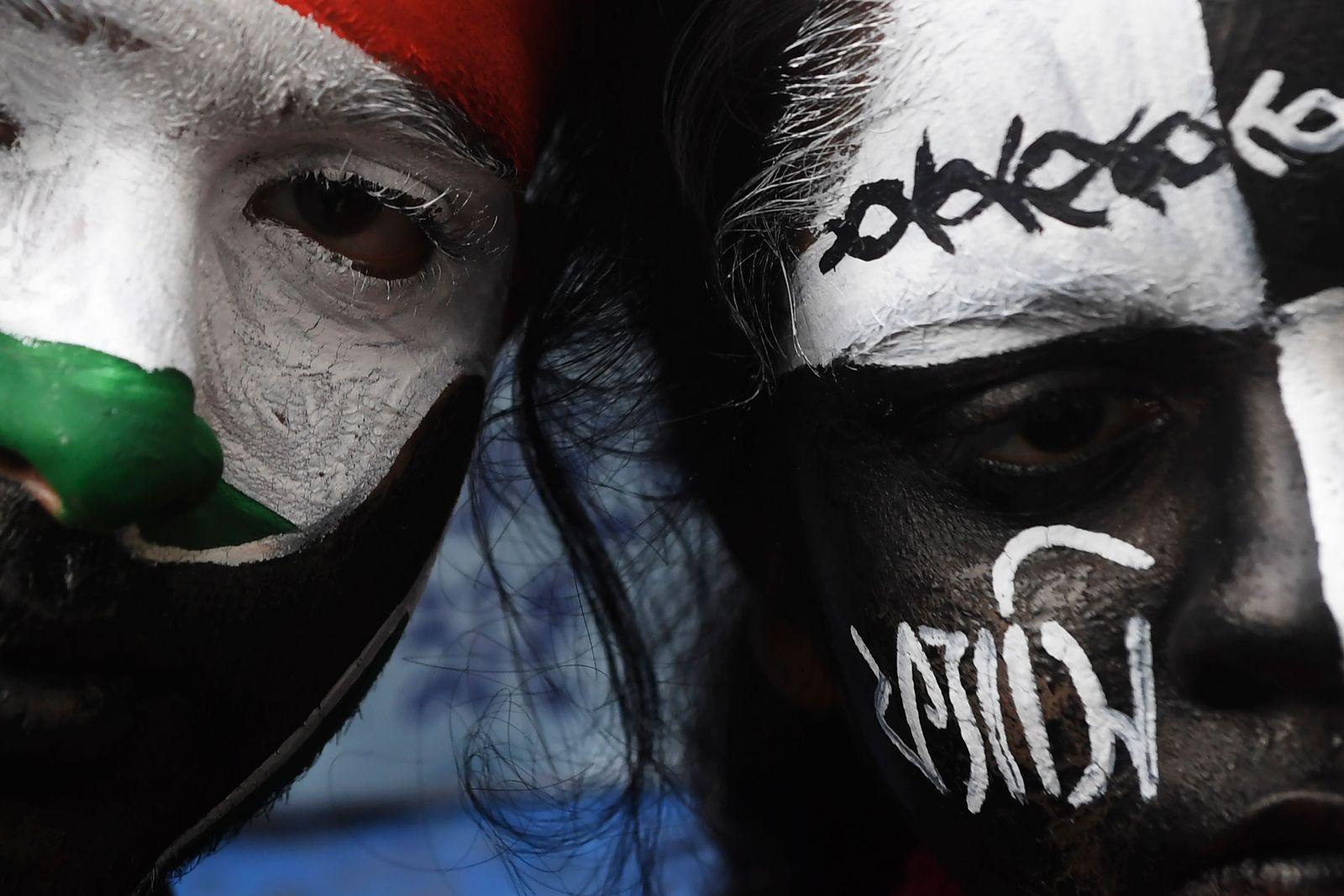 TOPSHOT-INDIA-POLITICS-RIGHTS-PROTEST