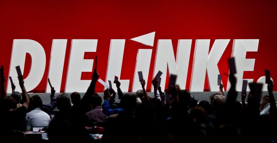 Parteitag der Linkspartei in Erfurt: Langfristig Freigabe aller Drogen gefordert