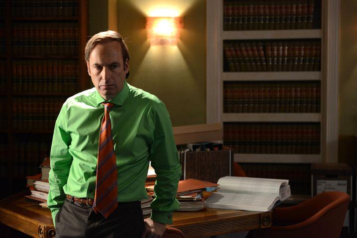 Saul Goodman (Bob Odenkirk): Ein Spinoff mit dem fragwürdigen Anwalt für Klein- und Schwerstkriminelle ist laut Serienmacher in Planung.