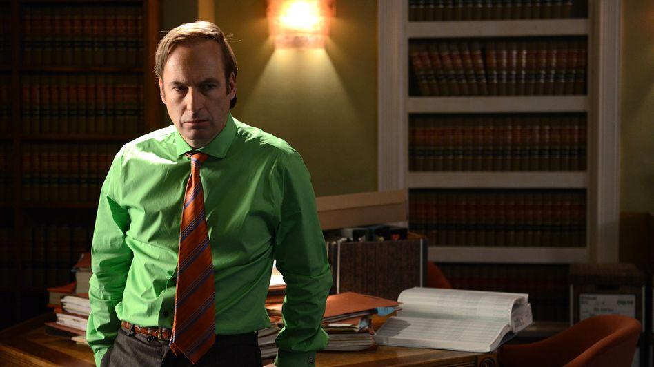 Saul Goodman (Bob Odenkirk): Walter Whites windiger Anwalt