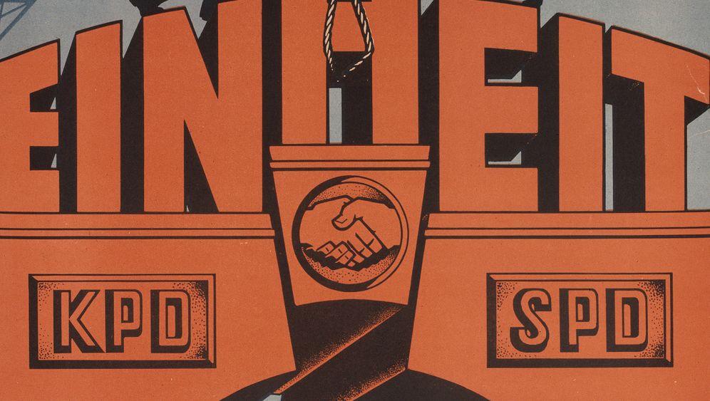 »Auf, Sozialisten, schließt die Reihen«: SPD + KPD = SED