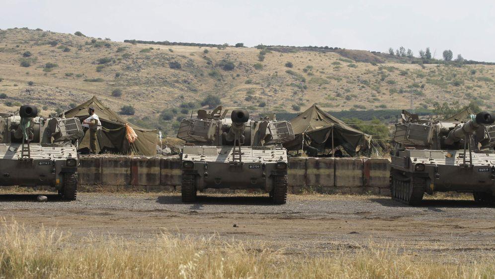 Israel, Iran, Syrien: Attacken in der Nacht