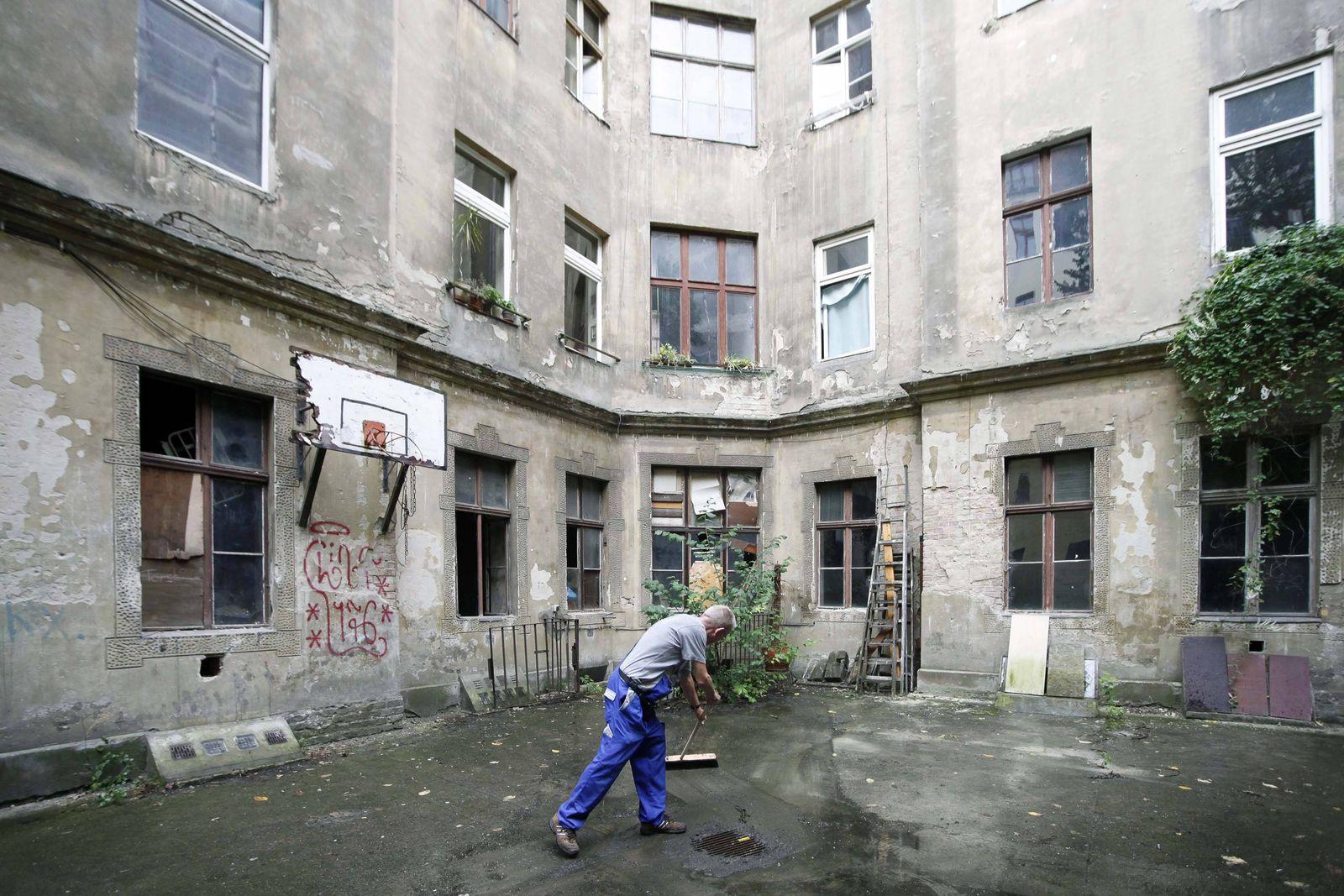 Berlin / Verfall / Heruntergekommen