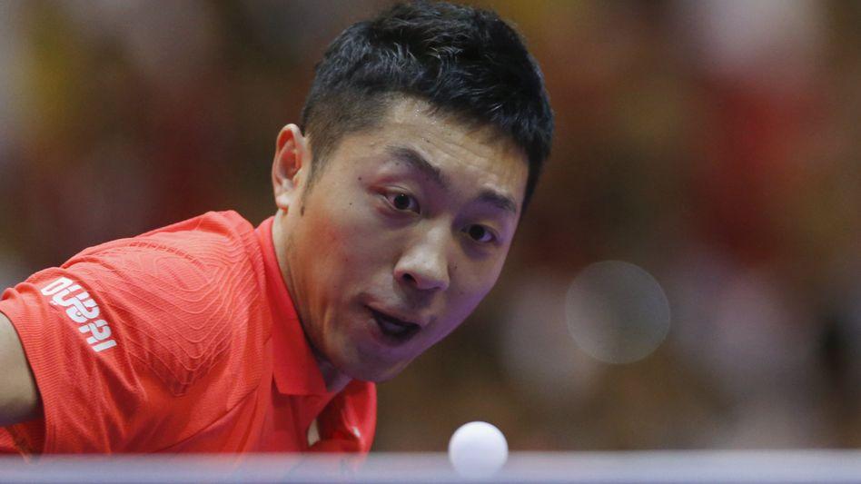 Chinas Tischtennis-Star Xu Xin