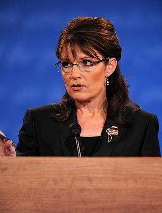 Republikanische Vize-Kandidatin Sarah Palin: Der Ton im Wahlkampf wird rauer