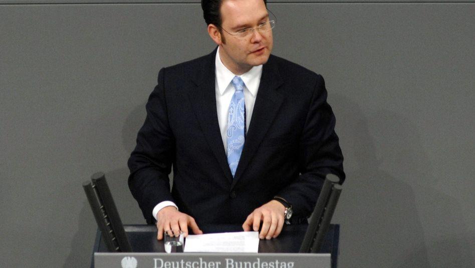 """Bundestagsabgeordneter Schipanski: """"Ich bedaure zutiefst"""""""
