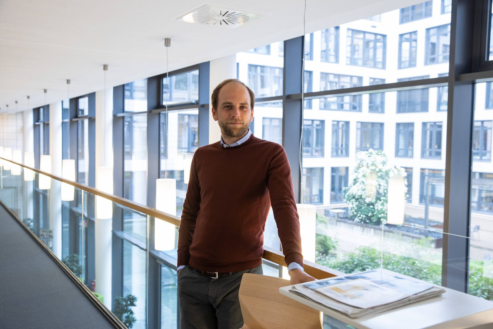 Großburgwedel, Wirtschaft, Raoul Roßmann ist ein deutscher Unternehmer und Sohn von Dirk Roßmann, dem Gründer und Geschä