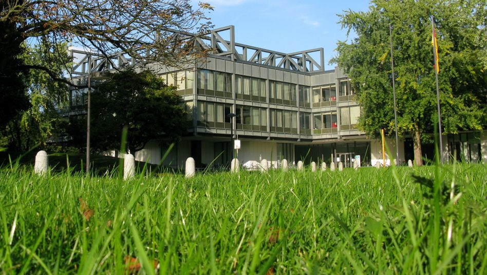 Hauptgebäude der Helmut-Schmidt-Universität in Hamburg