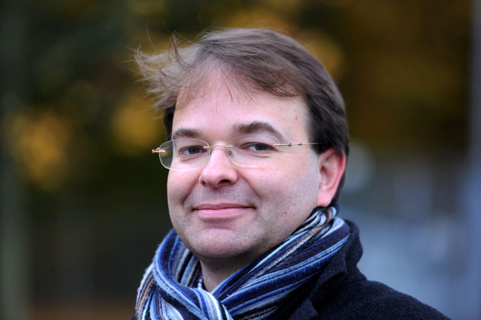 Krisenforscher Frank Roselieb