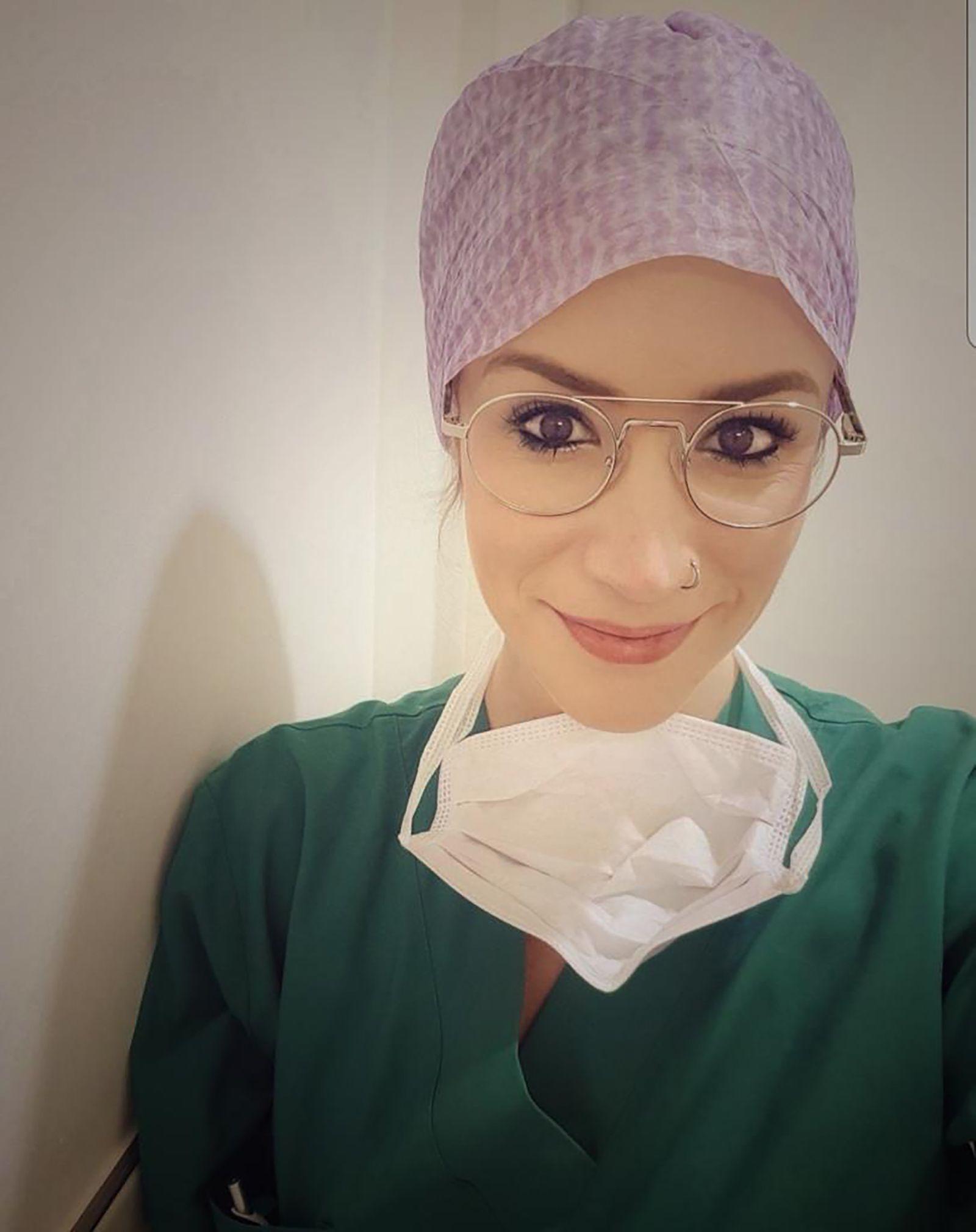 Krankenschwester Franziska Böhler