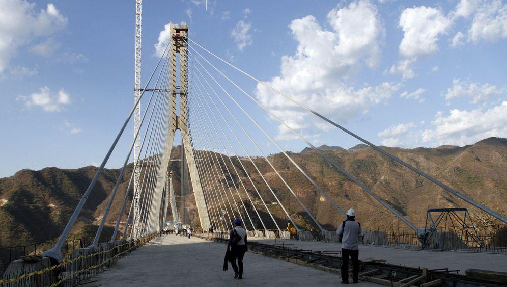 Rekord-Brücke: Mexiko kann hoch hinaus