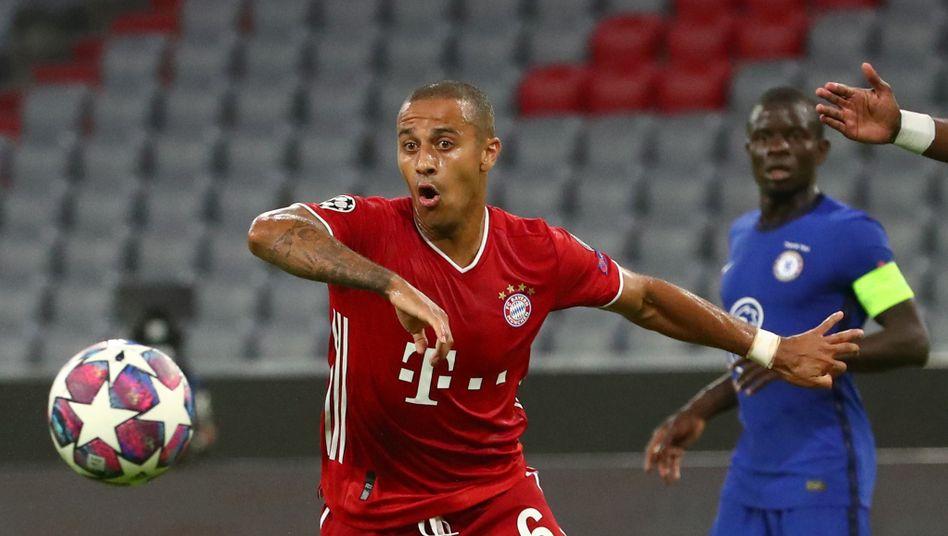 """Thiago: """"Ein exzellenter Balldieb"""""""