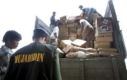 "Hilfsorganisation ""Mudschahidin"" auf Sumatra: Radikales Gedankengut"