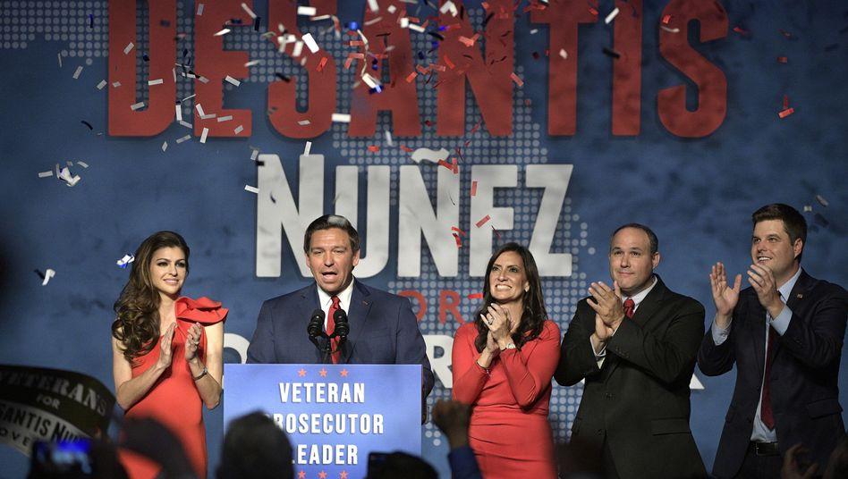 Republikanischer Gouverneurskandidat Ron DeSantis