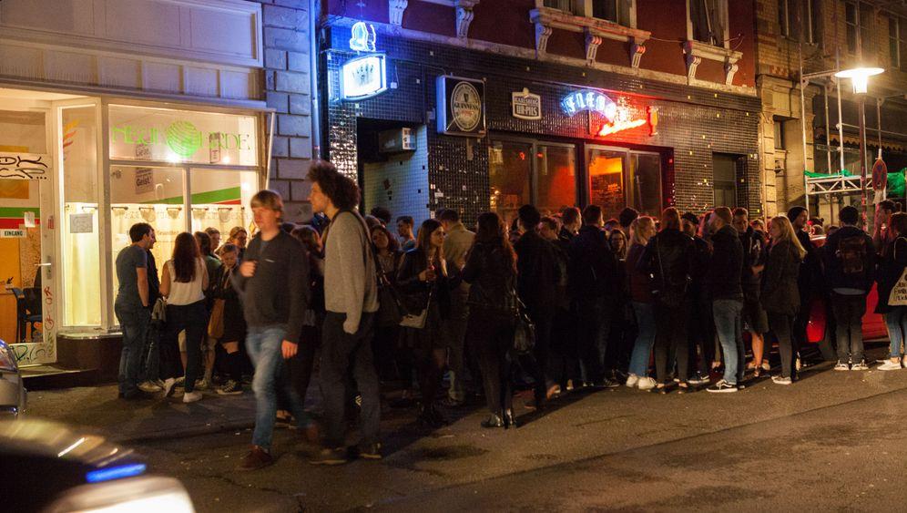Studenten nachts in Saarbrücken: Paradies für Pop-up-Klubs
