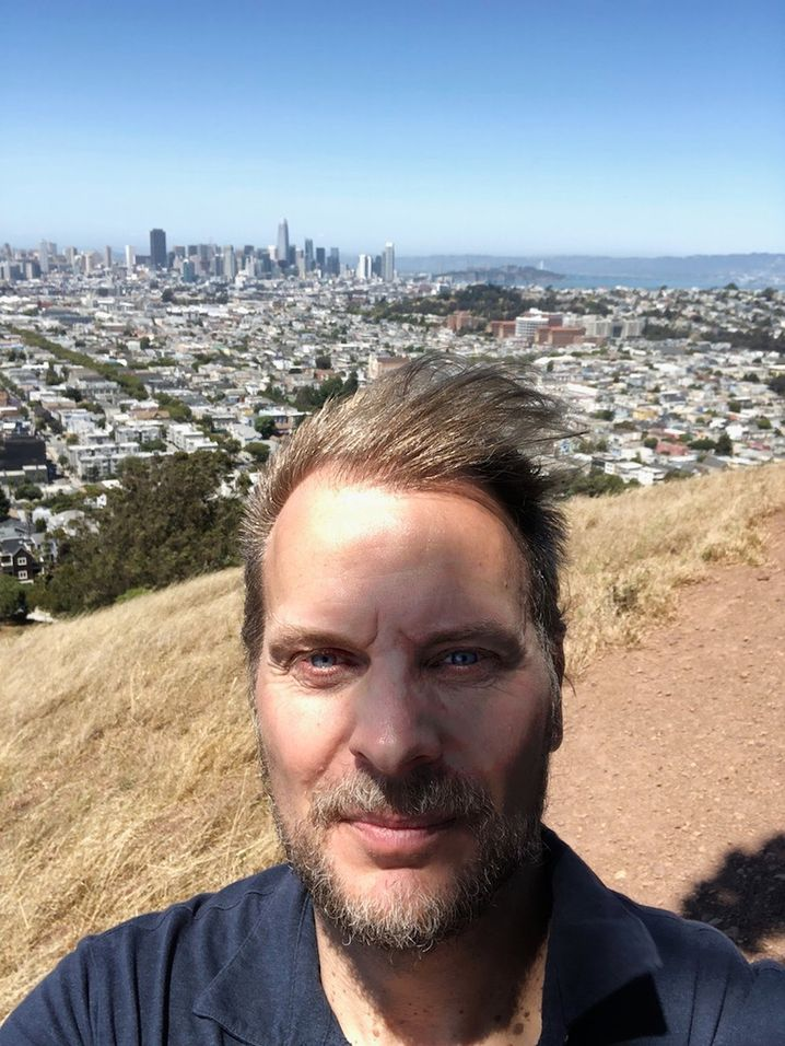 SPIEGEL-Korrespondent Mingels in San Francisco