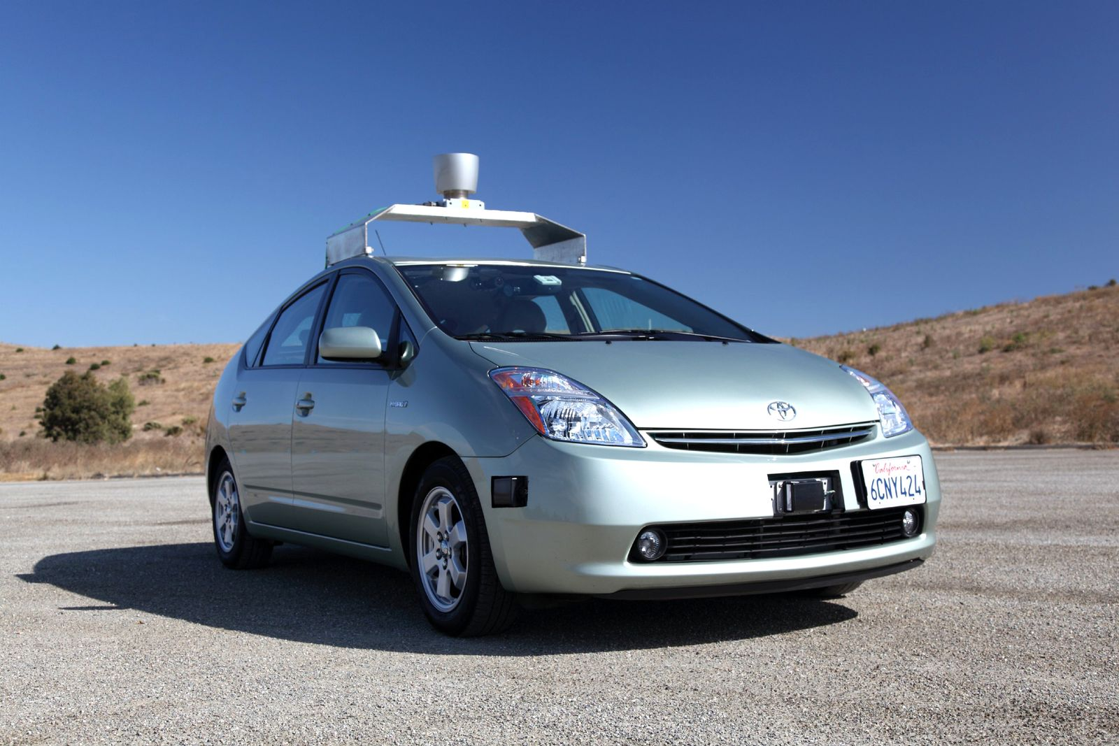 Robo-Autos /Google Roboter-Auto