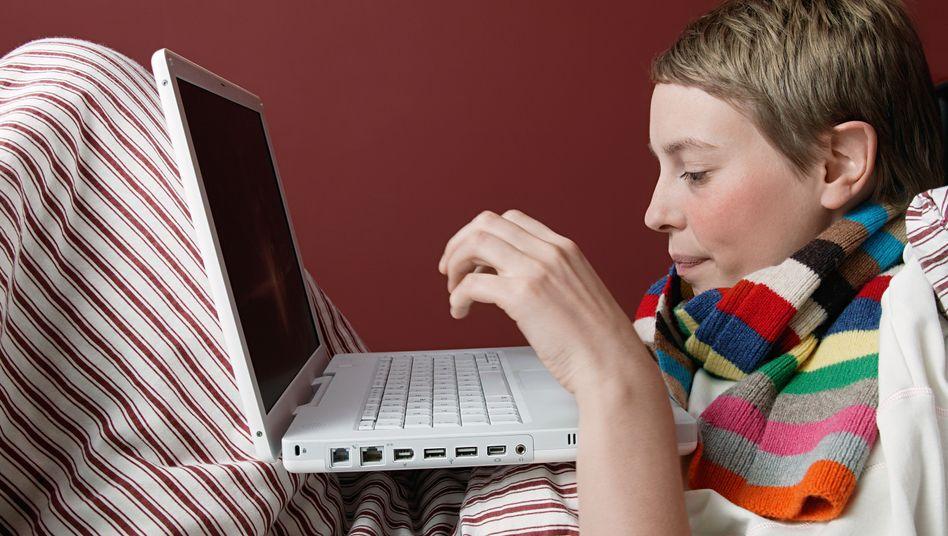 Kranke besorgen sich häufig Infos aus dem Internet