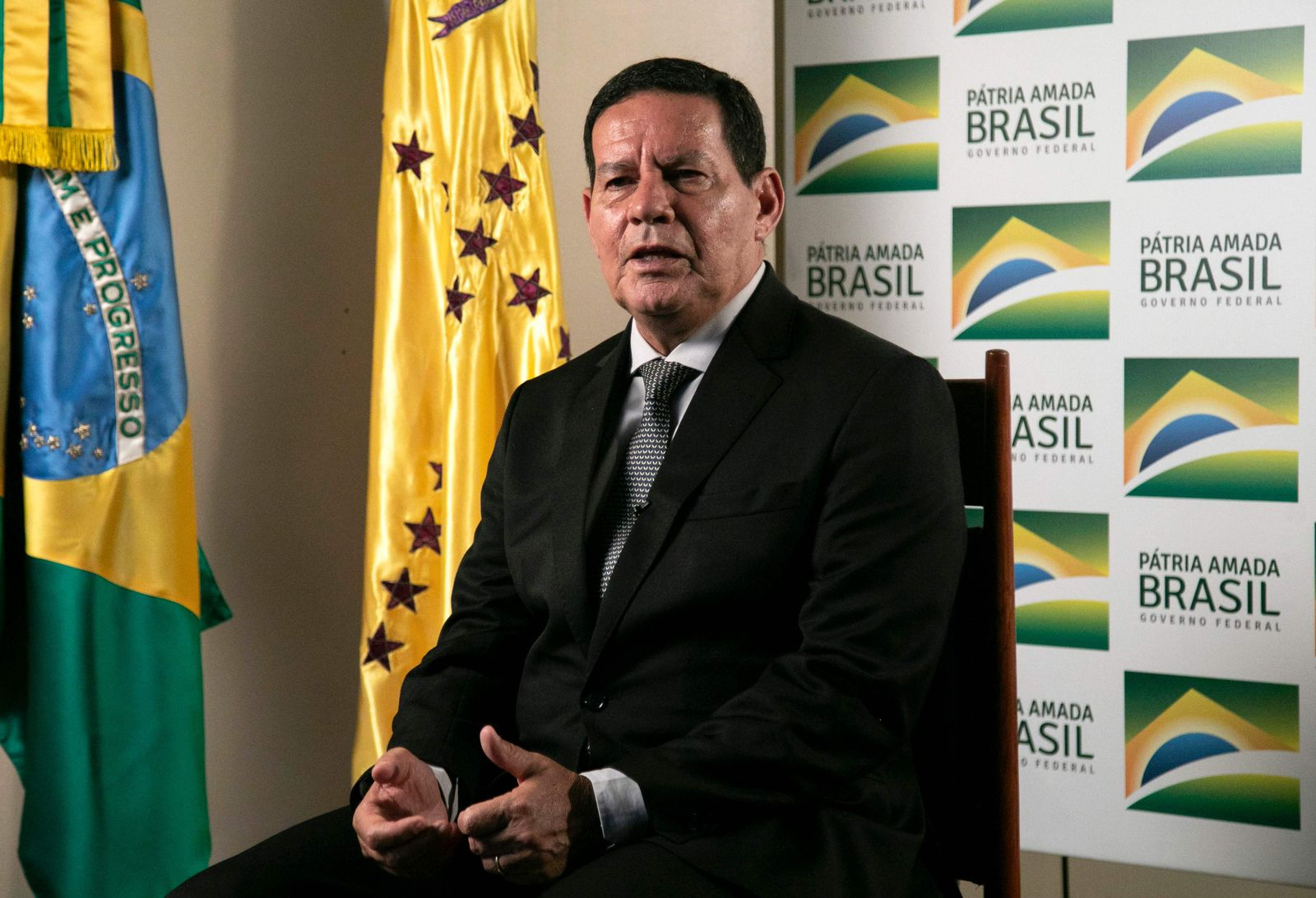 BRAZIL-MOURAO-INTERVIEW