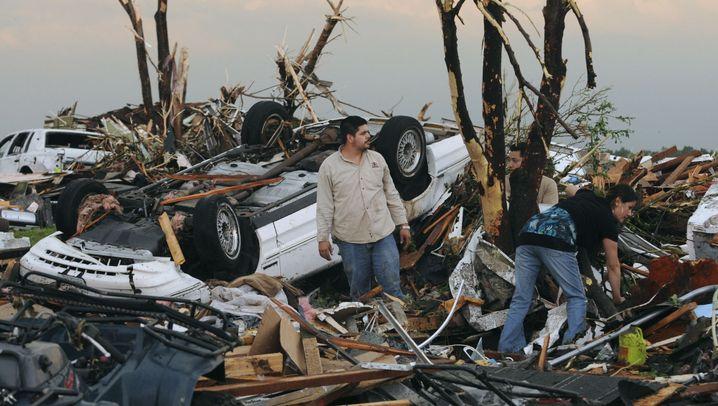 Joplin in Missouri: Tornado trifft Krankenhaus