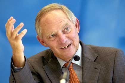 Designierter Innenminister Wolfgang Schäuble: Ruhig und nicht beratungsresistent