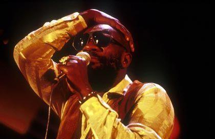 Sänger Hayes, 1980: Verruchter, sexier und explosiver als Motown