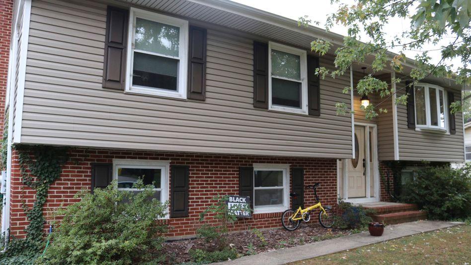 Mutmaßliche Spione im Wohnviertel: Das Haus der Toebbes in Maryland