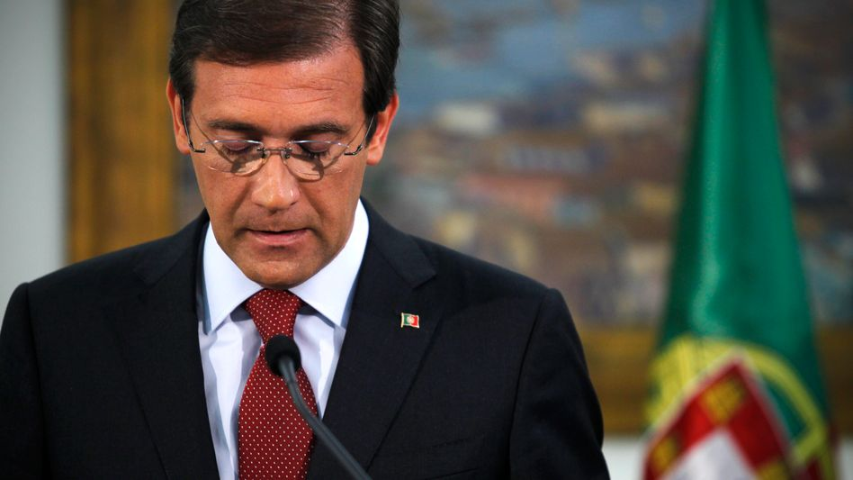 Portugals Staatschef: Pedro Passos Coelho