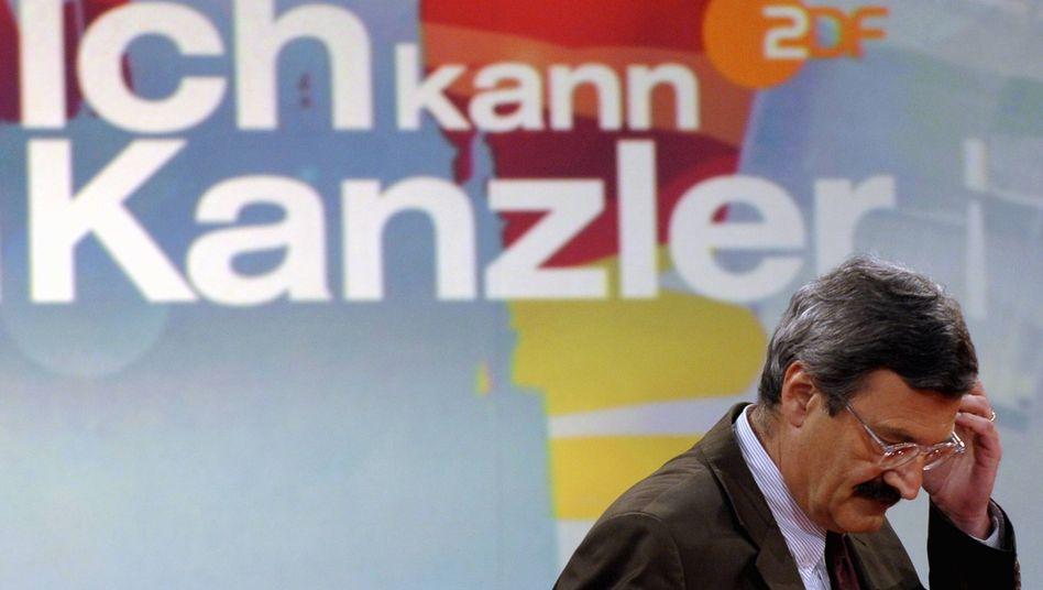 ZDF-Chefredakteur Brender: Die eigenen Kollegen geohrfeigt?
