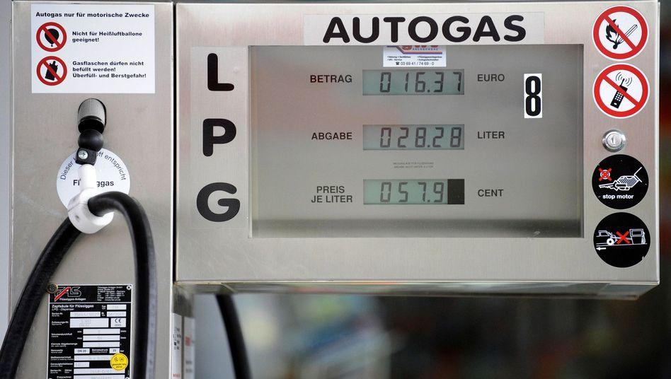 """Zapfsäule an Autogas-Tankstelle: """"Sicherheitsmechanismen, die es bei Benzinmotoren nicht gibt"""""""