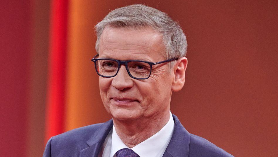 Günther Jauch: »Ich bin in Bayern mal zu schnell gefahren«