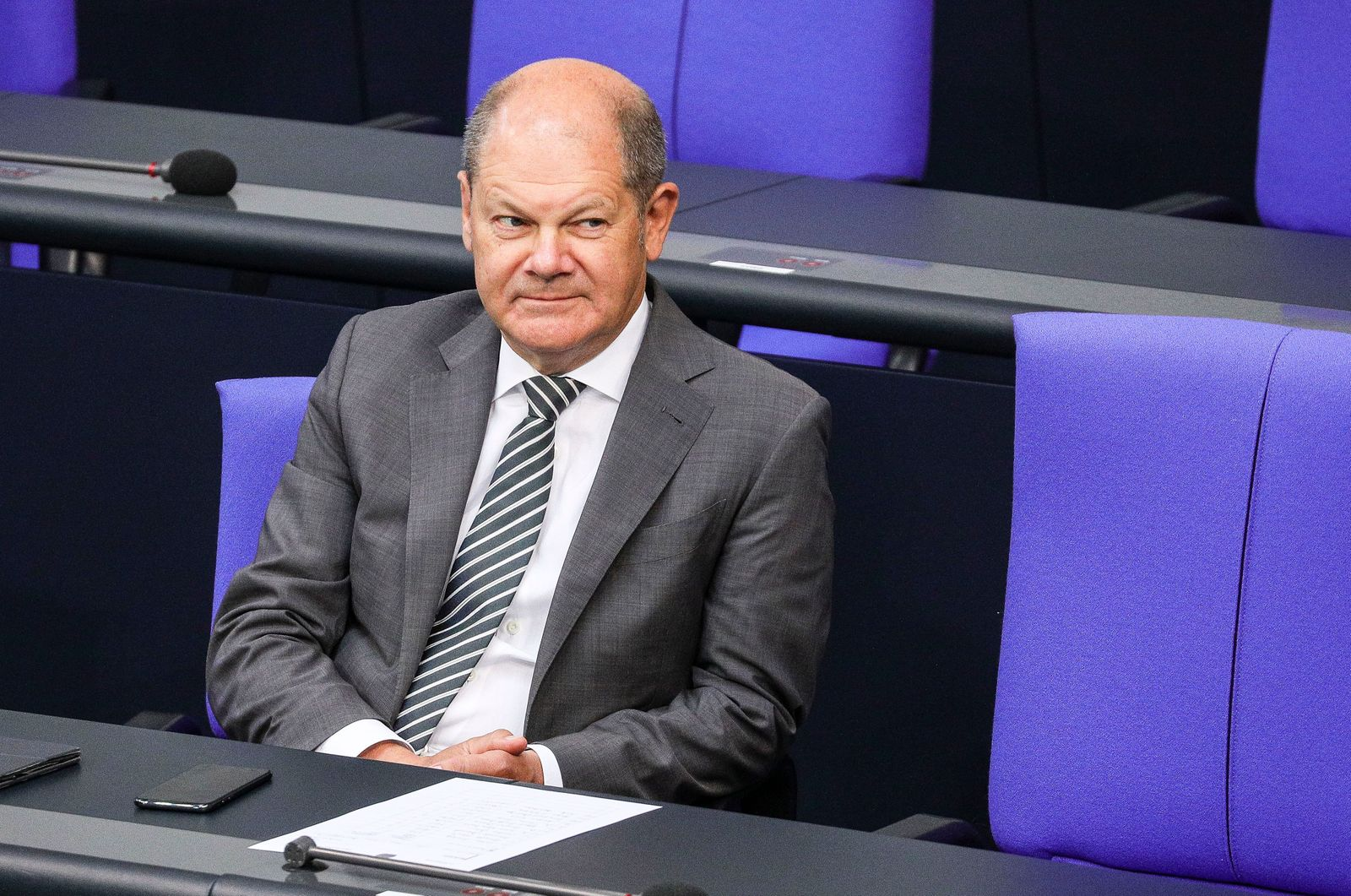 Olaf Scholz becomes SPD candidate for chancellor, Berlin, Germany - 29 Jun 2020