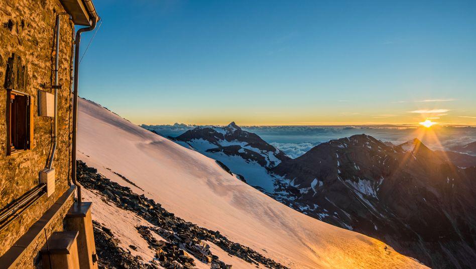 Bergpanorama (Symbolfoto): Bettwanzen sind ein weltweites Problem