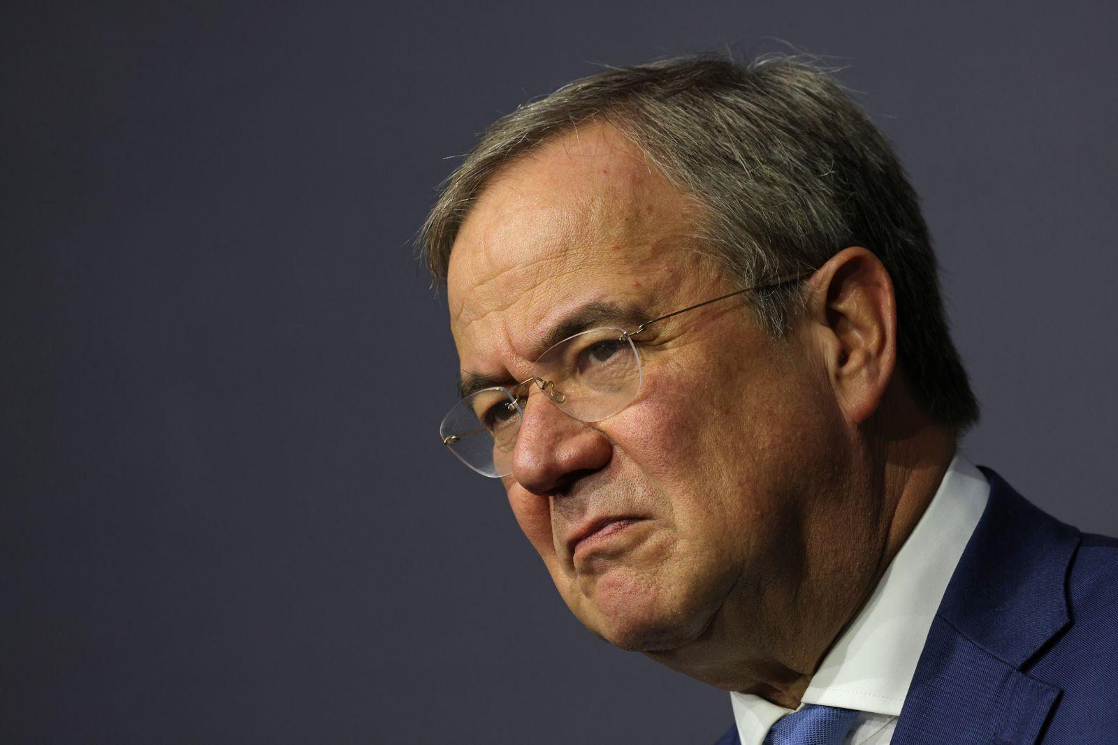 Christian Democrats And Greens Meet For Exploratory Coalition Talks