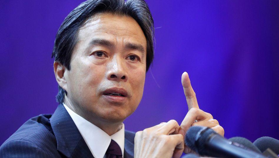 Diplomat Du Wei: Am Sonntag ist er gestorben