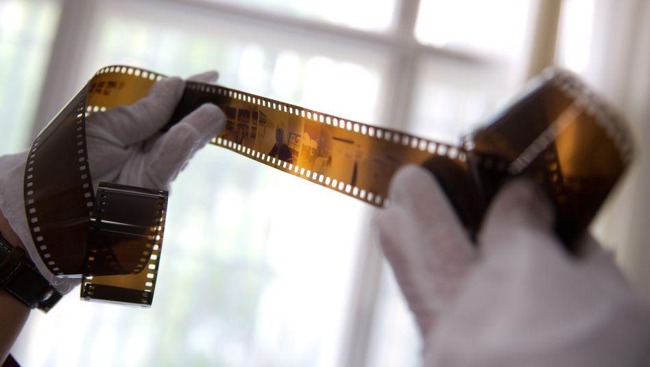 Der klassische Foto-Film: Verkauf um 97 Prozent zurückgegangen